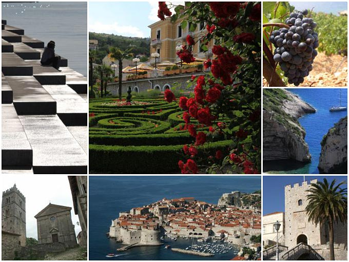 7 romantic places on the Adriatic<br />
