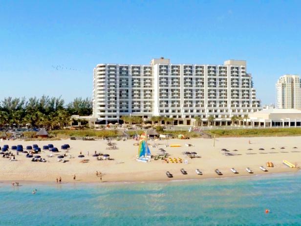 Fort Lauderdale Marriott Harbor Beach Resort