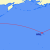 The Unluckiest Flight: American Hong Kong – Los Angeles Diverted Twice Yesterday