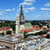 The Capital City Of Croatia-Zagreb