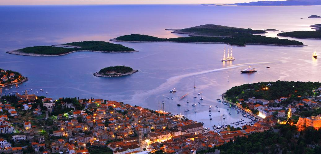 Hvar The Most Beautiful Island All About Croatian