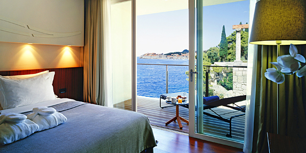 Villa Dubrovnik:Romantic hotel ,enjoy your good time