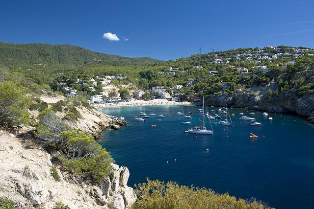 Best Beaches Around Ibiza