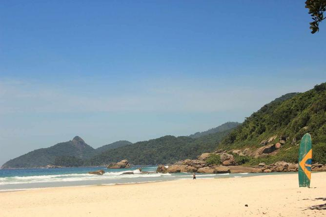 Beautiful Beaches In South America