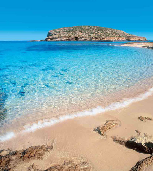 Best Beaches Around Ibiza