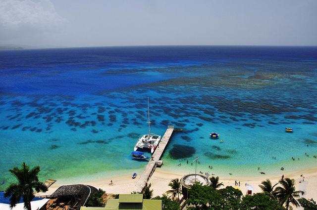 Best Beaches Around Montego Bay