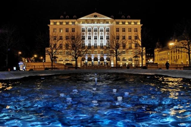 Hotel Esplanade Zagreb Parking