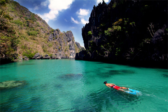 Top 5 Striking Beaches In Philippines