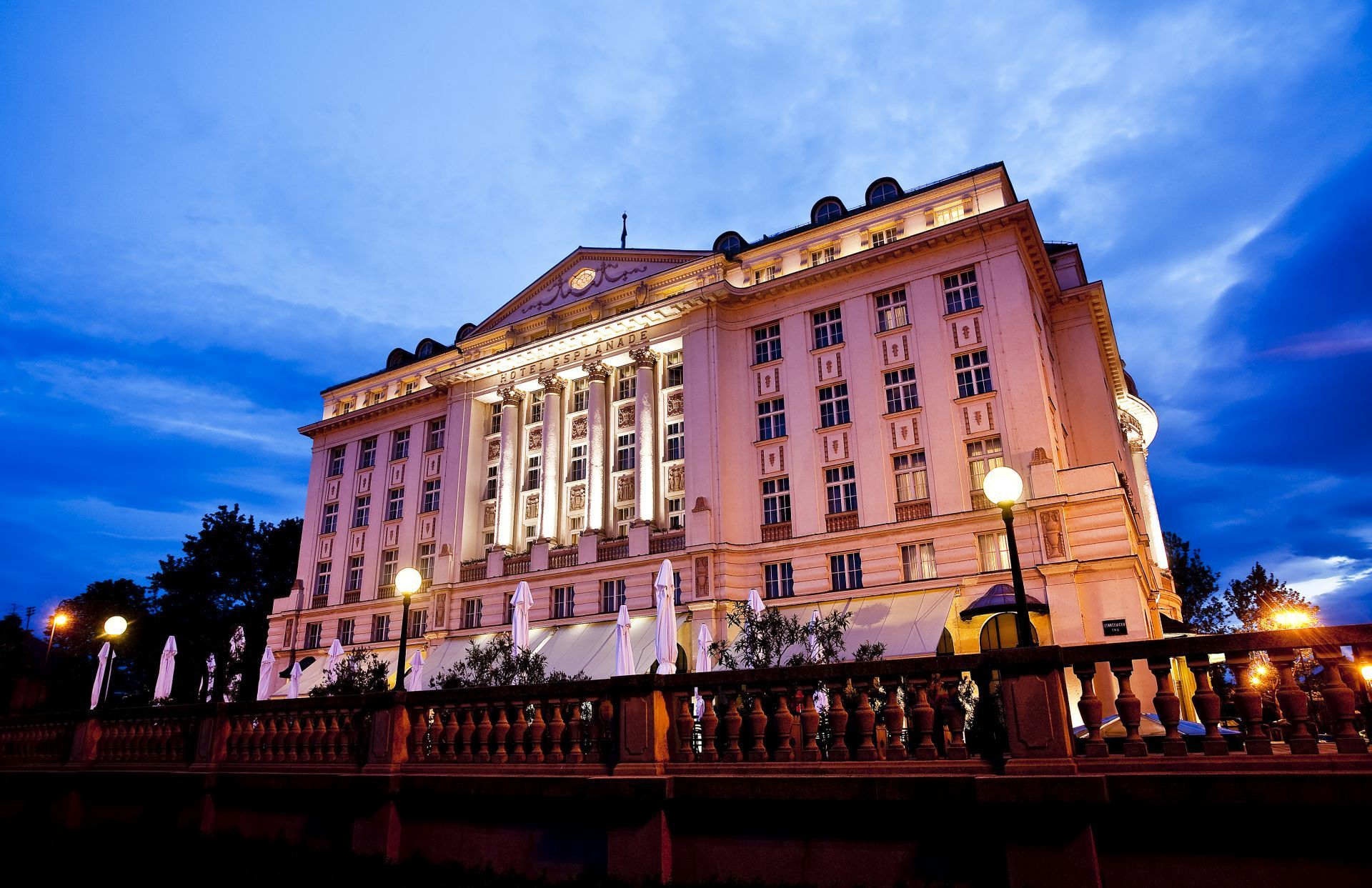 A Luxury Hotel Located In Croatia-Esplanade Zagreb Hotel