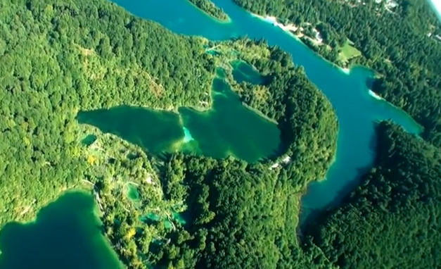 A Hot Tourist Attraction In Croatia-Spectacular Plitvice Lakes