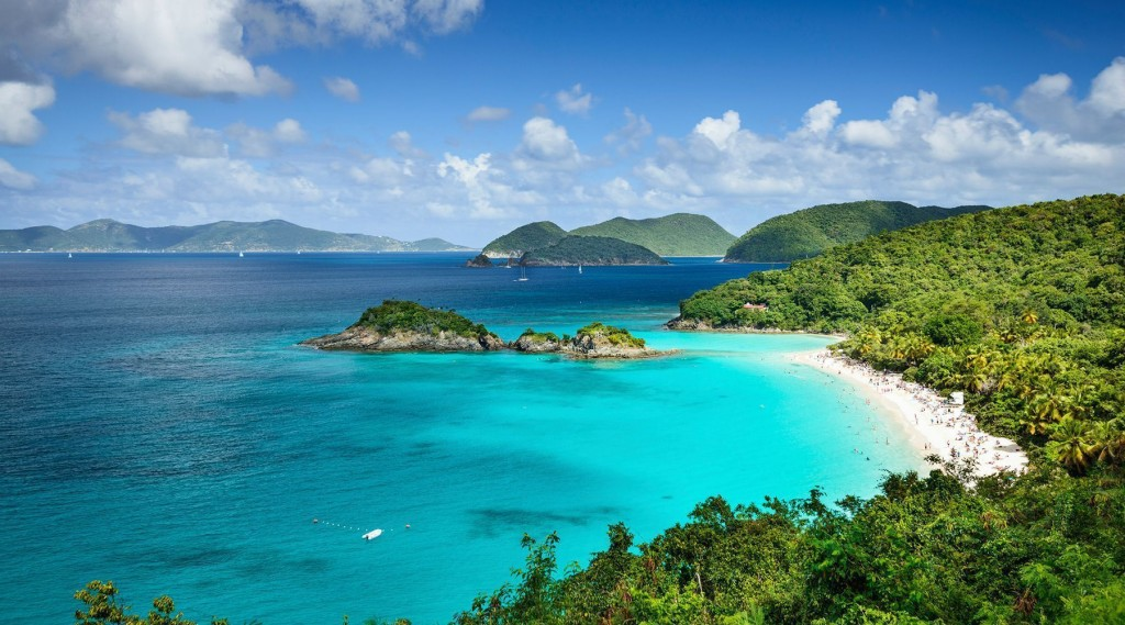 Caribbean paradise-U.S. Virgin Islands 03