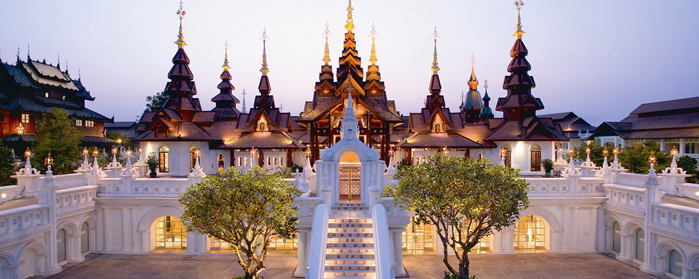 Dhara Dhevi Chiang Mai resort 02