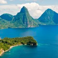 Caribbean famous island-St Lucia 03