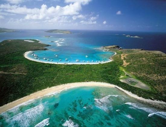 Beautiful Caribbean island-Culebra