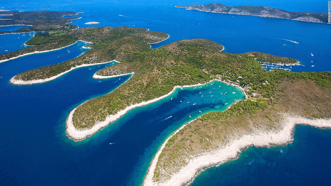 Kornati Islands travel guide