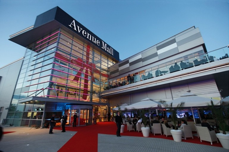 Best shopping mall in Zagreb- Avenue Mall