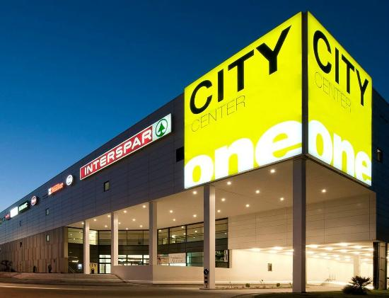 Best shopping mall in Zagreb-City Centre one
