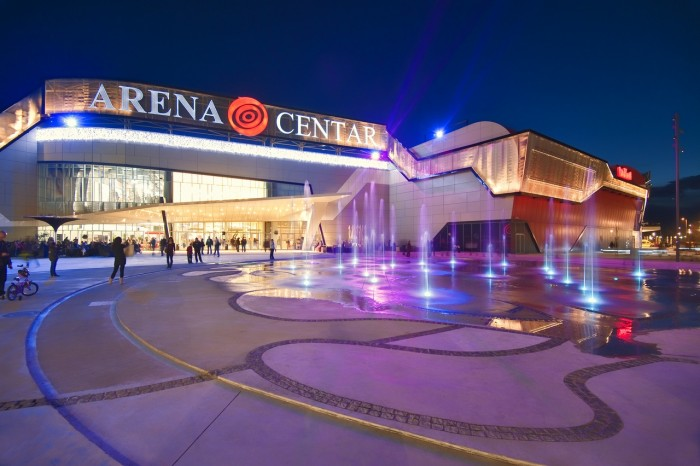 Best shopping mall in Zagreb-Arena Centar