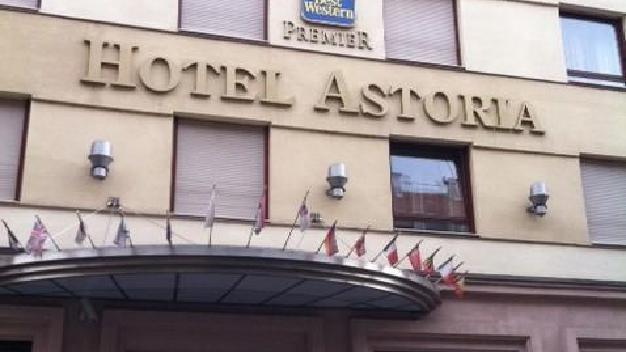 Best Western Premier Hotel Astoria 04