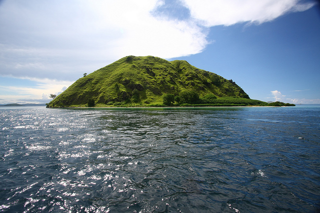 Diving In Komodo Island