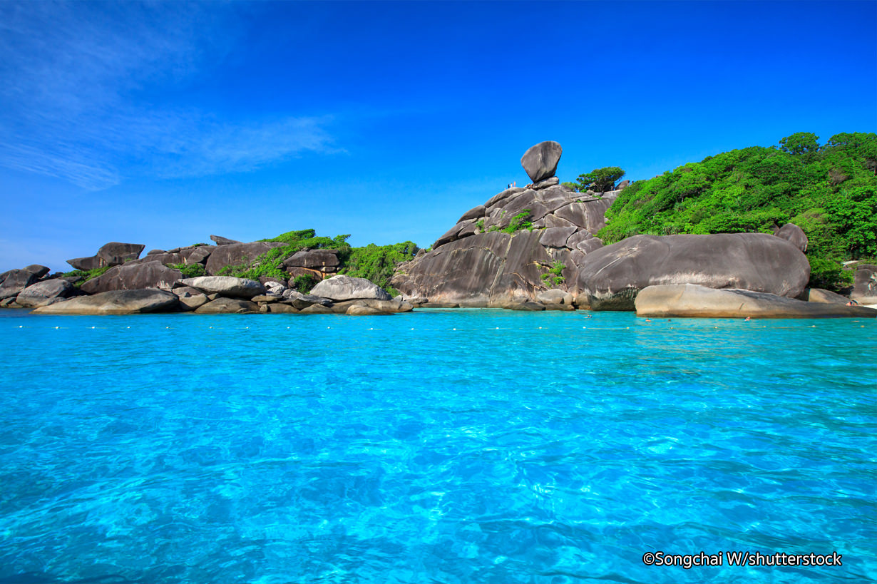 Interior Sites Travel Tips For Surin Islands Thailand All About