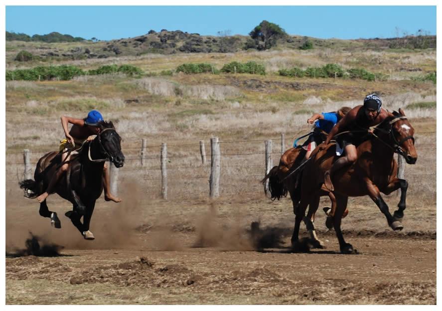 Tapati riding
