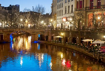 Utrecht's canals