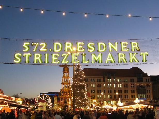 Which Country Hosts Striezelmarkt A Christmas Market Thats Been Held Since 1434.Magical Christmas Markets Around The World All About