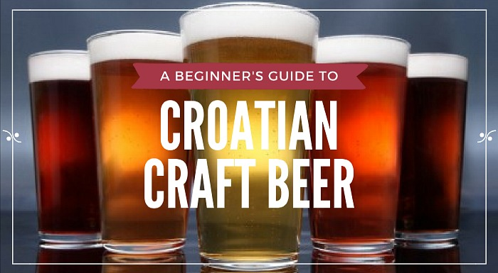 Our Guide To Best Craft Beer In Croatia