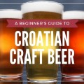 craft beers in croatia
