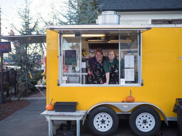 Hash It Out Portland, Oregon Truck