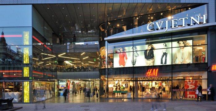 Shopping in Zagreb