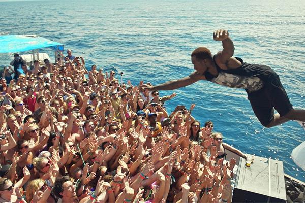 Croatia Festivals: Hideout