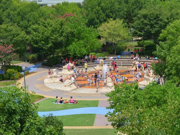 Coolidge Park, Chattanooga