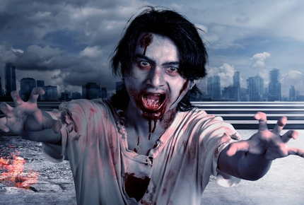 Learn how to be prepared for a Zombie Apocalypse in Vegas