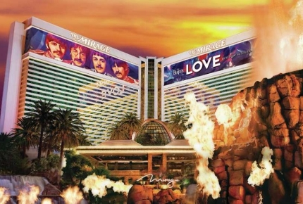 Want to try your luck at the Mirage Hotel