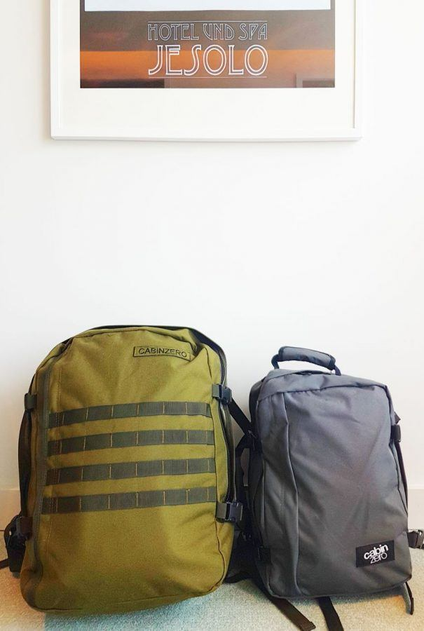 Cabin Zero | Lightweight Cabin Luggage Review