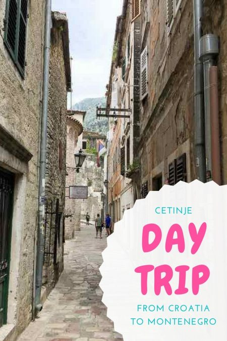 Croatia Travel Blog: Want to take a day trip to Montenegro? Try this Dubrovnik – Kotor – Cetinje – Dubrovnik day trip itinerary.