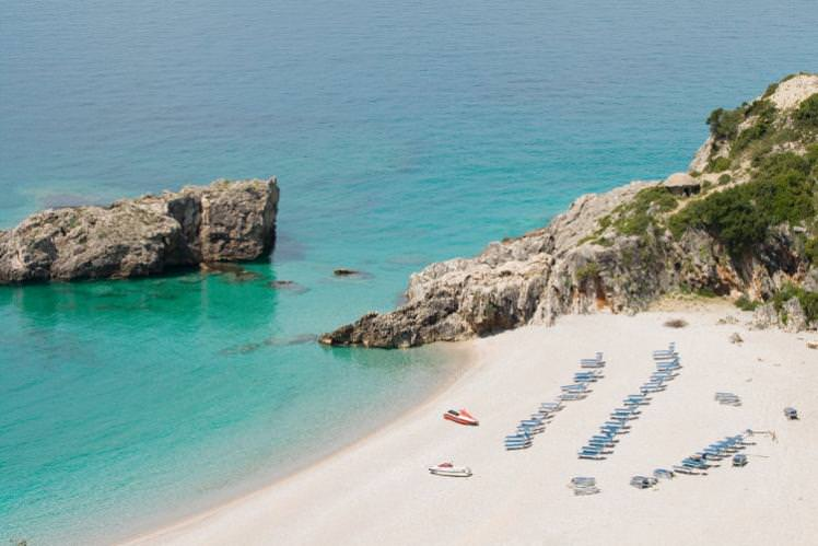 4 Beautiful Beaches In Albanian Riviera