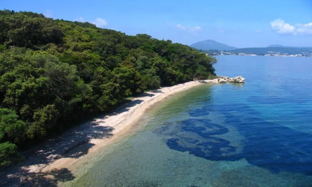 Corfu island-Greece's most beautiful place