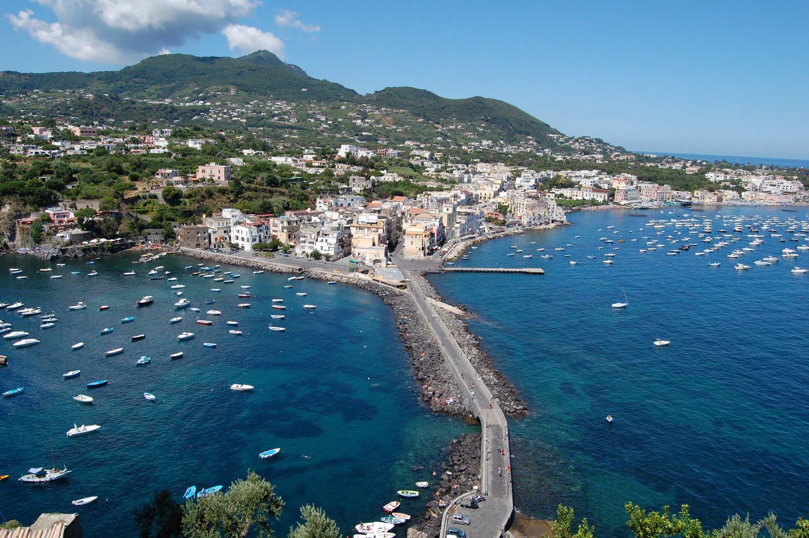 Itlay's romantic island -Ischia 04