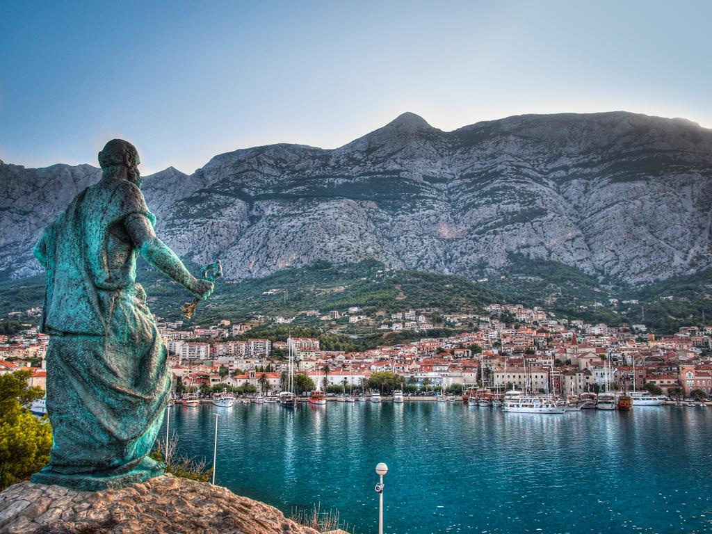 Makarska-a city famous for its tourism 02