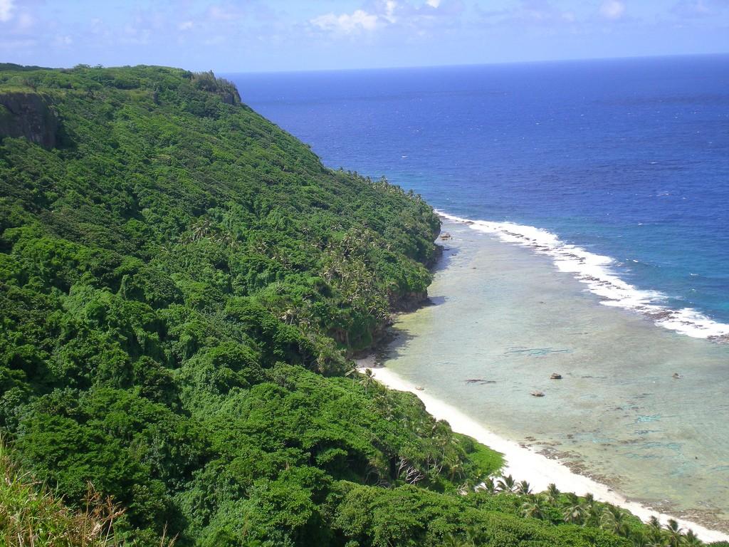 Tonga Eua island travel introduction
