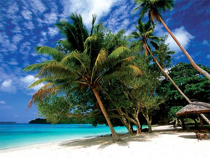 Vanuatu-happiest island of South Pacific