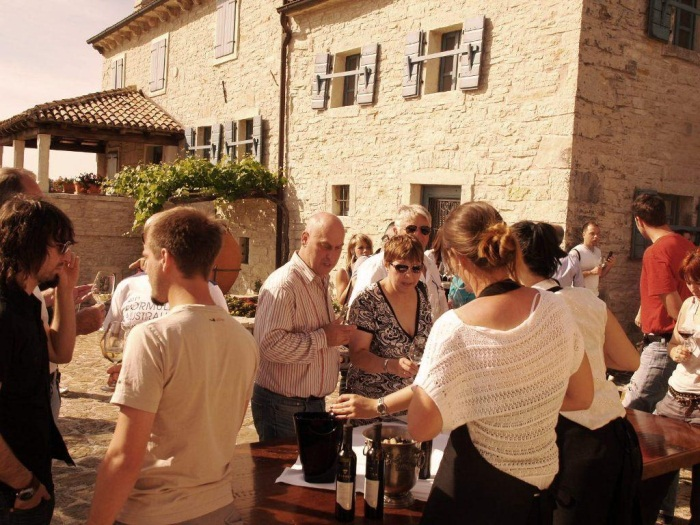 Things in Croatia-Open Wine Cellars Day