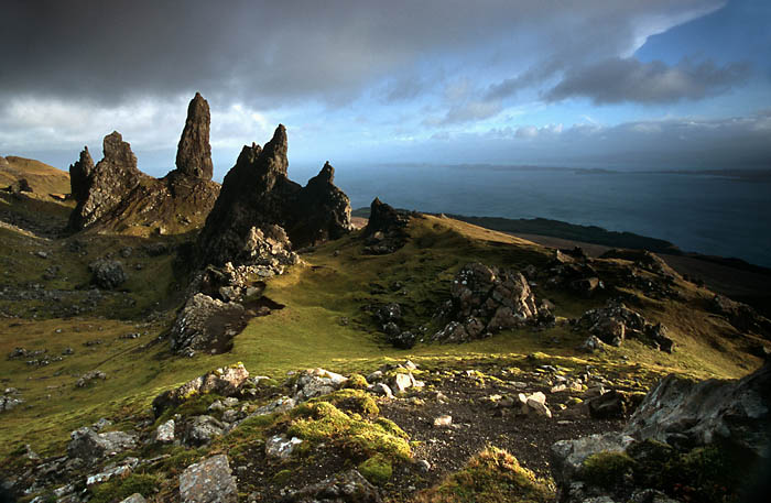 Isle of Skye island is the mostperfect place in the world