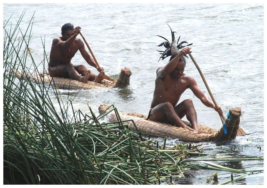 Tapati rafting