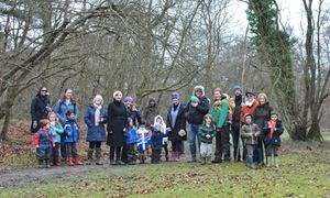 David Willis woodland walks near Chalfont St Giles