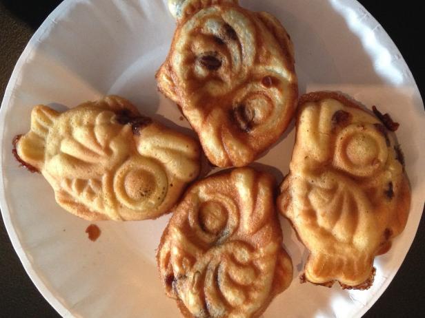 Sweet Red Bean Paste Cookies