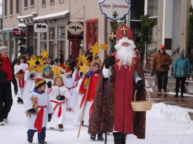 Historic Georgetown Christmas Market
